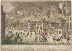 great fire of 1776