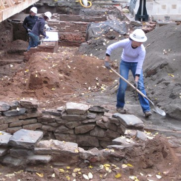 City Hall Excavation