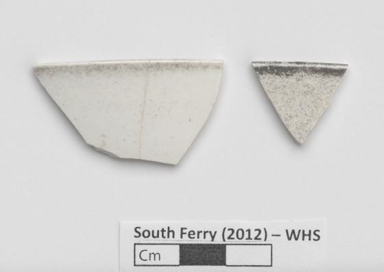South Ferry Terminal - Whitehall Slip