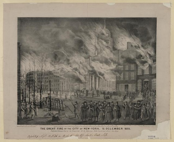 Great Fire of 1835